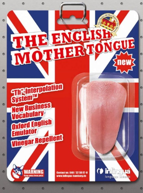 B english mother tongue