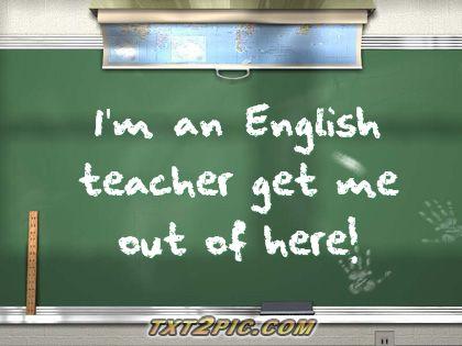Englishteacherhelp